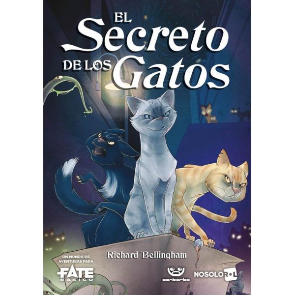 EL SECRETO DE LOS GATOS - MUNDOS FATE