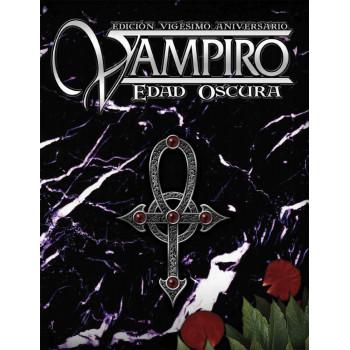 VAMPIRO EDAD OSCURA 20º ANIVERSARIO EDICION BOLSILLO