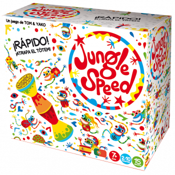 JUNGLE SPEED (SKWAK)