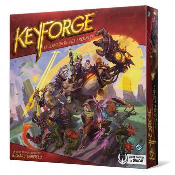 KEYFORGE - CAJA DE INICIO:...