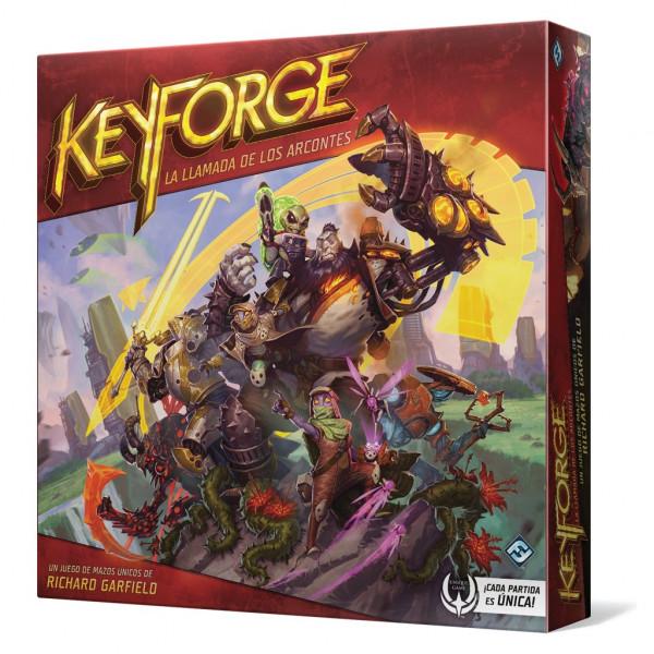 KEYFORGE - CAJA DE INICIO