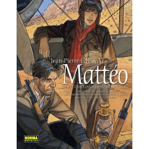 MATTEO CUARTA EPOCA