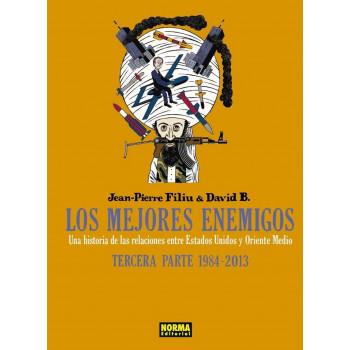 LOS MEJORES ENEMIGOS TERCERA PARTE 1984-2013