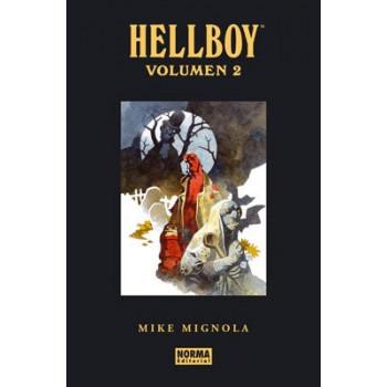 HELLBOY. EDICION INTEGRAL 02