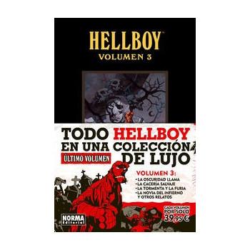HELLBOY. EDICION INTEGRAL 03