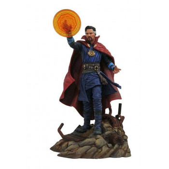 ESTATUA DOCTOR STRANGE DIAMOND SELECT TOYS 23 cm. VENGADORES INFINITY WAR