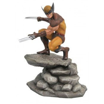 ESTATUA LOBEZNO (WOLVERINE) DIAMOND SELECT TOYS 23 cm. MARVEL