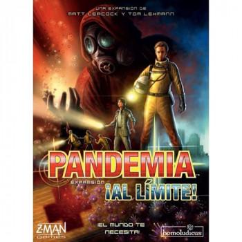 PANDEMIC - PANDEMIA ¡AL LIMITE!