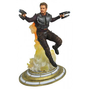 ESTATUA MASKLESS STAR-LORD DIAMOND SELECT TOYS 28 cm. GUARDIANES DE LA GALAXIA VOL.2