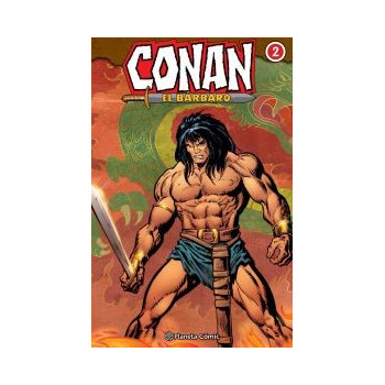 CONAN EL BARBARO 02 (INTEGRAL)