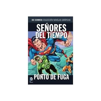 COLECCION NOVELAS GRAFICAS 72: SEÑORES DEL TIEMPO: PUNTO DE FUGA