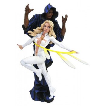 ESTATUA CAPA Y PUÑAL (CLOAK & DAGGER)  DIAMOND SELECT TOYS 23 cm. MARVEL