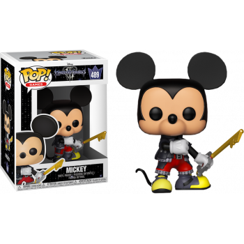FUNKO POP! 489 MICKEY. KINGDOM HEARTS 3