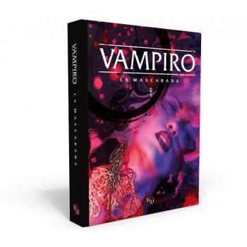 VAMPIRO: LA MASCARADA 5ª EDICION (EDICION PREMIUM)