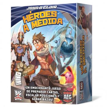 HEROES A MEDIDA