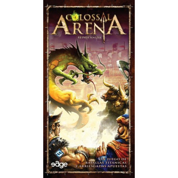 COLOSSAL ARENA JCNC