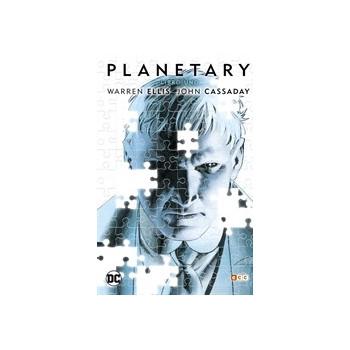 PLANETARY LIBRO 01