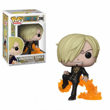 FUNKO POP! 398 VINSMOKE SANJI. ONE PIECE