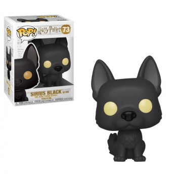 FUNKO POP! 73 SIRIUS BLACK AS DOG. HARRY POTTER