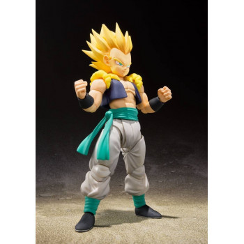 FIGURA SUPER SAIYAN GOTENKS SH FIGUARTS 13cm. DRAGON BALL Z