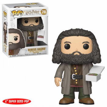 FUNKO POP! 78 RUBEUS HAGRID (WITH CAKE). HARRY POTTER