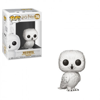 FUNKO POP! 76 HEDWIG. HARRY...