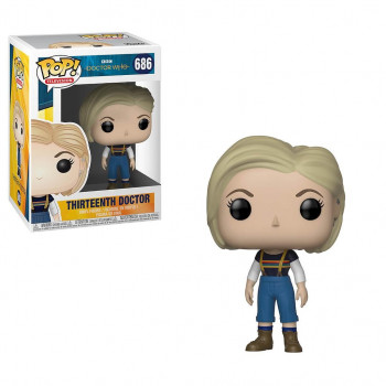 FUNKO POP! 686 THIRTEENTH DOCTOR. DOCTOR WHO