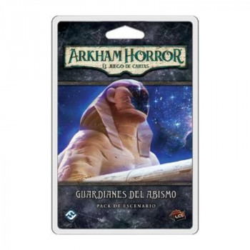 GUARDIANES DEL ABISMO: EXPANSION ARKHAM HORROR - JUEGO DE CARTAS