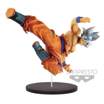 FIGURA SON GOKU ULTRA INSTINCT FES 20 cm. DRAGON BALL SUPER