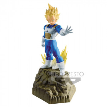 FIGURA VEGETA ABSOLUTE PERFECTION 17 cm. DRAGON BALL Z