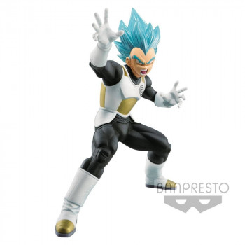 FIGURA VEGETA TRANSCENDENCE ART 16 cm. SUPER DRAGON BALL HEROES