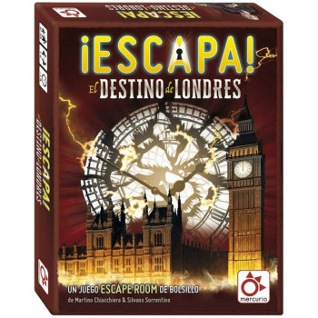 ¡ESCAPA! DESTINO LONDRES