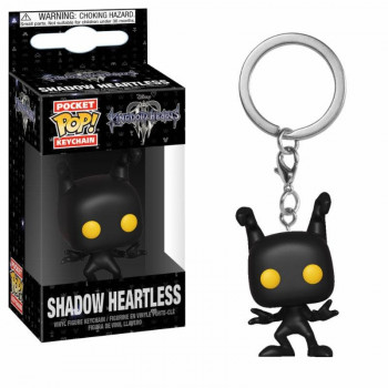 FUNKO POCKET POP! LLAVERO SHADOW HEARTLESS. KINGDOM HEARTS 3
