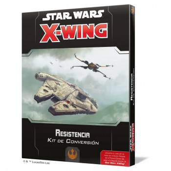X-WING: KIT DE CONVERSION - RESISTENCIA