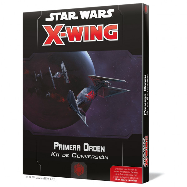 X-WING: KIT DE CONVERSION - PRIMERA ORDEN