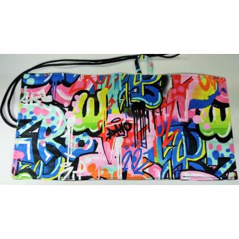 BOLSA SACO PARA DADOS: GRAFFITI