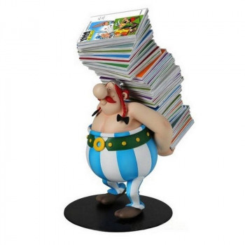 ESTATUA OBELIX COLLECTOYS...