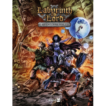 LABYRINTH LORD - AVENTURAS...