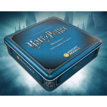 HARRY POTTER: CAJA BASICA -...