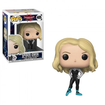 FUNKO POP! 405 SPIDER-GWEN. SPIDERMAN INTO THE SPIDERVERSE
