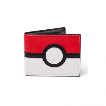 BILLETERA POKEBALL. POKEMON
