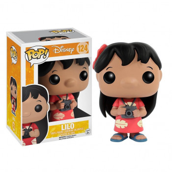 FUNKO POP! 124 LILO. LILO & STITCH DISNEY