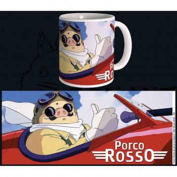 TAZA PORCO ROSSO. STUDIO...