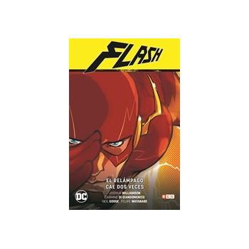 FLASH 01: EL RELAMPAGO CAE...
