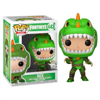 FUNKO POP! 443 REX. FORTNITE