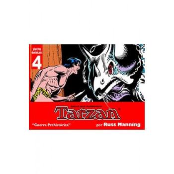 TARZAN - PLANCHAS DOMINICALES 4