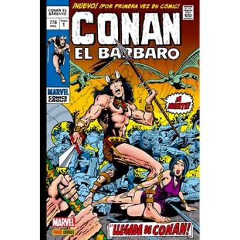 CONAN EL BARBARO: LA ETAPA...