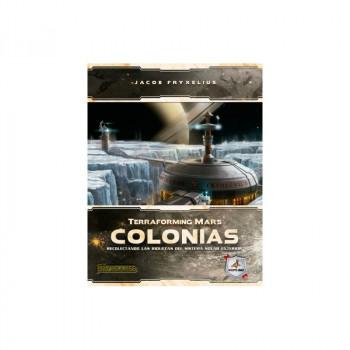 COLONIAS - TERRAFORMING MARS