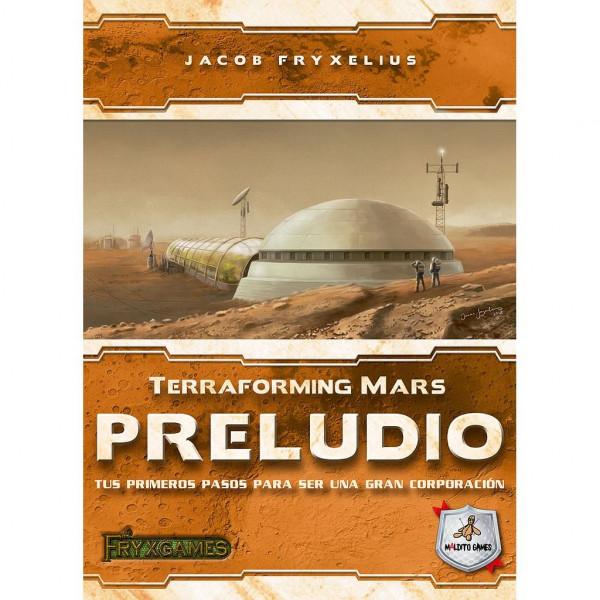 PRELUDIO - TERRAFORMING MARS