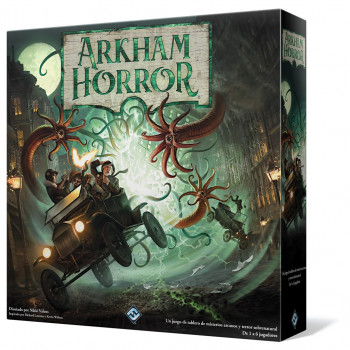 ARKHAM HORROR (3ª EDICION)